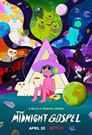 The Midnight Gospel (2020) cover