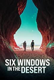 Six Windows in the Desert (2020) cover