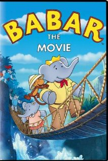 Babar: The Movie (1989) cover