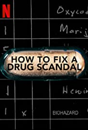 How to Fix a Drug Scandal (2020) cover
