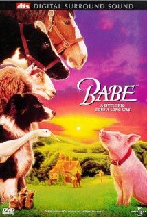 Babe (1995) cover