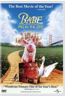 Babe: Pig in the City (1998) cover