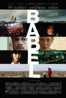 Babel (2006) cover