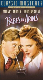 Babes in Arms (1939) cover