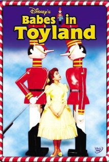 Babes in Toyland (1961) cover