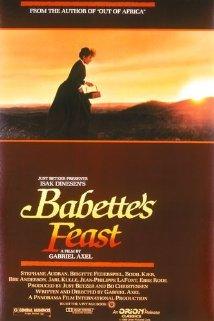 Babettes gæstebud (1987) cover