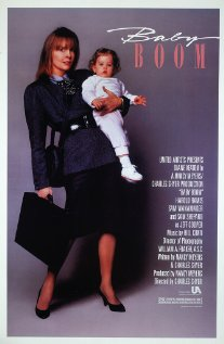 Baby Boom (1987) cover