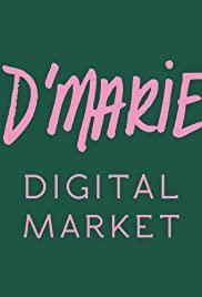 D'Marie Digital Market LIVE! 2020 poster