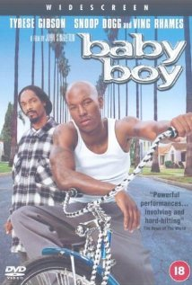 Baby Boy (2001) cover