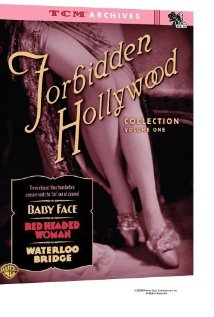 Baby Face (1933) cover