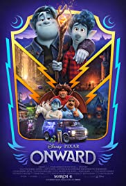 Onward (2020) cover