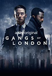 Gangs of London (2020) cover
