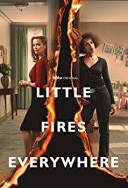 Little Fires Everywhere 2020 poster
