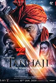 Tanhaji: The Unsung Warrior (2020) cover