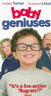 Baby Geniuses (1999) cover