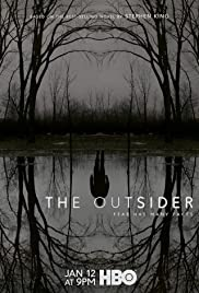 The Outsider (2020) cover