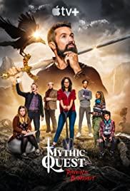 Mythic Quest: Raven's Banquet 2020 poster