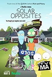 Solar Opposites (2020) cover