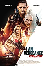 I Am Vengeance: Retaliation 2020 poster