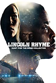 Lincoln Rhyme: Hunt for the Bone Collector (2020) cover
