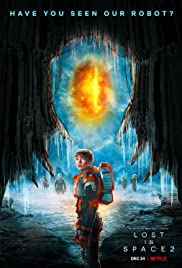 Lost in Space (2018) cover