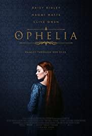 Ophelia (2018) cover