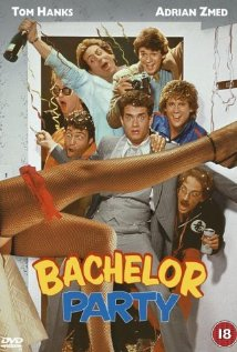 Bachelor Party (1984) cover