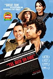 Tel Aviv on Fire (2018) cover