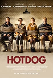 Hot Dog (2018) cover