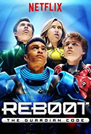 ReBoot: The Guardian Code 2018 poster