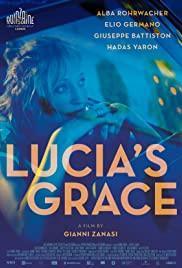 Troppa grazia (2018) cover