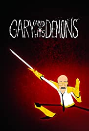 Gary and His Demons 2018 poster