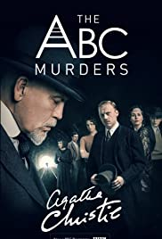 The ABC Murders 2018 poster