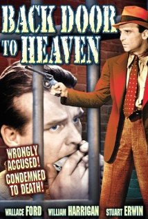 Back Door to Heaven (1939) cover