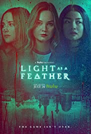 Light as a Feather (2018) cover