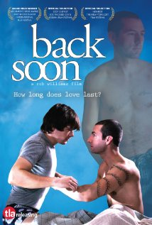 Back Soon (2007) cover