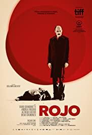 Rojo (2018) cover