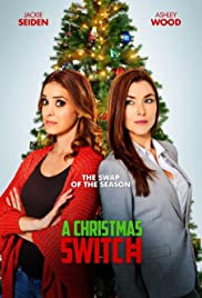 A Christmas Switch (2018) cover