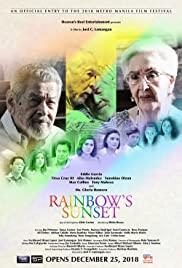 Rainbow's Sunset (2018) cover