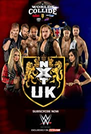 WWE: NXT UK 2018 poster