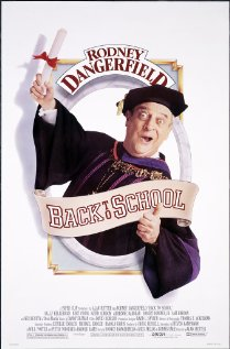 Back to School (1986) cover