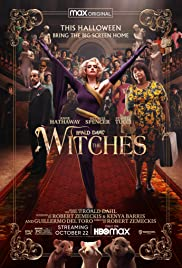 The Witches (2020) cover