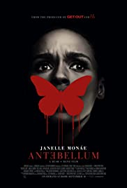 Antebellum (2020) cover