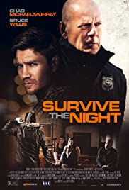 Survive the Night (2020) cover