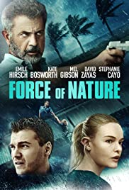 Force of Nature (2020) cover