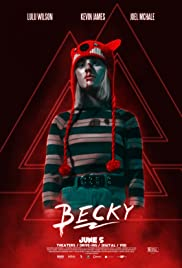 Becky (2020) cover
