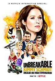 Unbreakable Kimmy Schmidt: Kimmy vs the Reverend 2020 poster