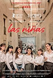 Las niñas (2020) cover
