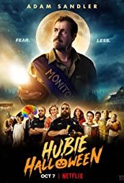 Hubie Halloween (2020) cover