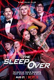 The Sleepover (2020) cover